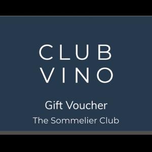 Sommelier Club E-Gift Card