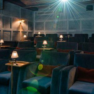 Cinema and Wine Tasting