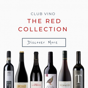 Red Collection – Home Wine Tasting Experience