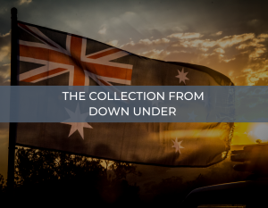 From a Land Down Under – Home Wine Tasting Experience