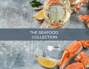 Seafood Night – Home Wine Tasting Experience