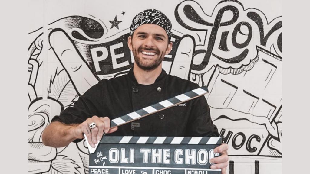 Chocolate & Wine Pairings with Oli The Choc