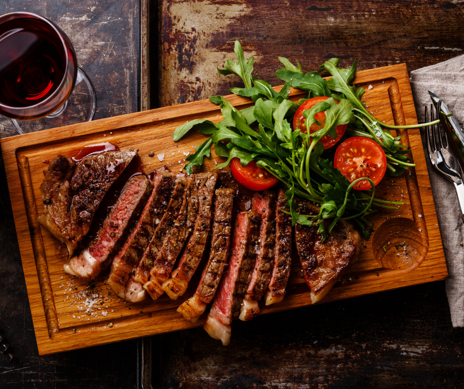 You are currently viewing The Best Wine with Steak Pairing & The Story of Tittarelli