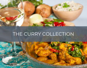 Curry Night– Home Wine Tasting Experience
